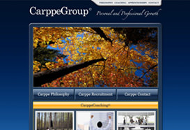 CarppeGroup Website