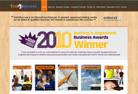 Train2Success Website